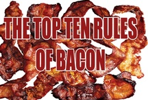 All About The Bacon / by DumpaDay. com
