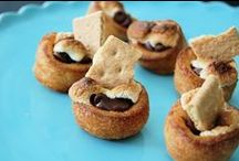 Bite-size!  / East Riding Farm's Bite-size All Natural Popovers are easily transformed into exciting appetizers and tasty desserts. http://www.eastridingfarm.com/Products/BiteSize  / by East Riding Farm