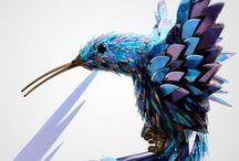 COLOR/BLUE / by D Estrada