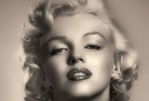 CELEBRITIES/MARILYN MONROE / by D Estrada
