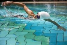 Swimming / The HRC has a great indoor pool for your use! #BUBeWell / by Butler HRC