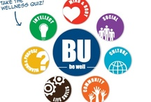 Wellness / Learn about wellness, because it matters. #BUBeWell / by Butler HRC