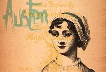 Jane Austen / by tony hexagon