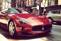 Maserati / by Agostino Carrideo