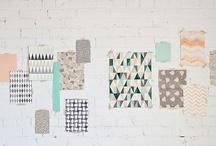 Patterns & Texture / by Diana Novak Dominković