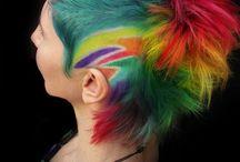 Crazy hair 1 / by Martha Stella Valderrama Bolivar
