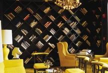 | B O O K S H E L V E S | / by Breeze Giannasio | BGDB Interior Design
