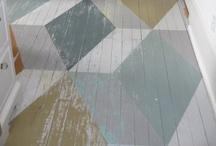 | P A I N T E D  F L O O R S | / by Breeze Giannasio | BGDB Interior Design