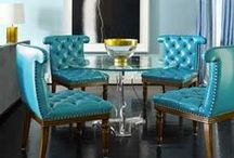 dining areas / by FiSHER iD
