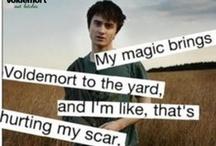 Harry Potter Love <3 / by Katie Eidson