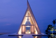 Destination Wedding Chapels / Destination Wedding Chapels from around the world. / by Inspired Destination Weddings