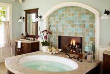B • A • T •  H •  R •  O •  O • M • S / Visit http://www.cafepress.com/bimbyspersonalizedgifts/s__bathroom-decor for beautiful personalized bathroom décors. / by Bimbys Collections • Pin4Everyone