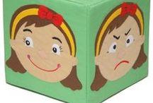 Enfants : Émotions / sentiments / by Lili Bird