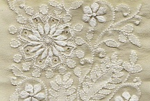 Embroidery: Whitework / by Sherry Mayfield
