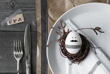 Tischdeko / by Miriam von Kleine Wohnliebe