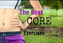 Core Exercises / by KEB-M