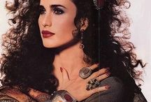 Andie MacDowell / My biggest regret is rolling in regret. It is best to pick yourself up , dust yourself off, and move on. ~ Andie MacDowell (twitter: @AndieMacDowell3) (instagram: @AndieMacDowell)  / by Ashley Sicoly