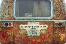 Bugs, Airstreams & other Curiosities / Cute ways to get around  / by Heather Lewis