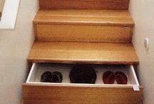 Store It / Places to store things. Great ways to organize  / by Heather Lewis