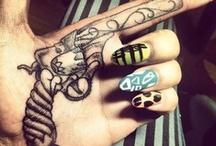 Tattoodles / by Stephanie Roberts