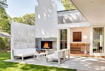 Backyard / Ideas para mi patio trasero / by Cristina Barbara