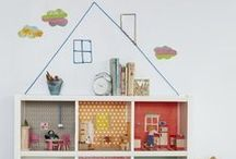Doll Houses / by Ride Along Dolly