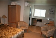 Anchorage Motel / We have a range of units, including studio, spa-bath units, one and two-bedroom units, as well as a three-bedroom house unit.  Many of our guests enjoy our garden area, enjoying a barbeque for tea, and our quiet location. / by Anchorage Motel Apartments, Te Anau, NZ