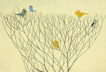 Birds / by Pascale Chandler