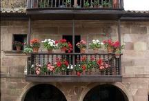 puertas, balcones, ventanas. / by P. de eusebio