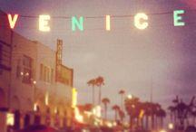 {Shackin' at Venice Beach} / Callin' all Beach Babes n' Bums! / by The MadBeautiful!