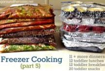 Menu Planning/Freezer Cooking / by Heather {It's A Long Story}