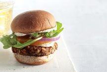 Best-Ever Veggie Burgers / by Vegetarian Times