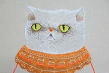 crazy cat lady / by maritza soto
