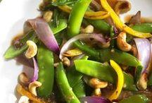 Weeknight Stir-Fries / by Vegetarian Times