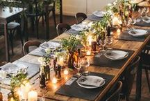 Tablescape / by Chelsea Nichols