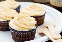 """Cupcakes / """"You can't buy happiness, but you can buy cupcakes - which is basically the same thing."""" / by Roxann G."""