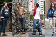 Autumn Winter 2013 New In / by EVISU official