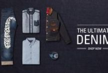 The Ultimate Denim / by EVISU official