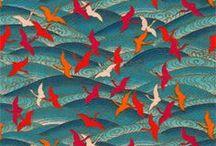 prints...  chiyogami and chiyogami-inspired prints /  chiyogami and chiyogami-inspired prints / by aly english, designer