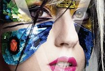 LaDy GaGa StAr PoWeR / Lady GAGA's outrageous and unique sense of style, quotes and costumes. / by Vee Ivie