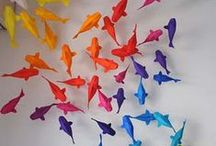 Origami 1 / by Crafts and Origami