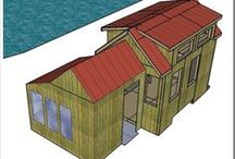 Big Ideas for Tiny Houses / Big Ideas for Small Houses / by Doug Geniesse