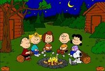 """Peanuts ~ 1 / featuring """"Good ol' Charlie Brown"""" / by Connie Ward"""