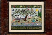 cross stitch and other pretty things / by sharon engro