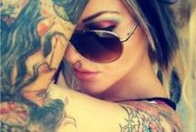 Tattoo's & piercings ♥ / by Ashley Garcia