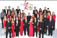 THE YOUNG & THE RESTLESS-THE BOLD & THE BEAUTIFUL / MY FAVORITE SOAPS... BEEN WATCHING Y&R SINCE THE 1ST DAY IT CAME ON. / by Mary Simmons