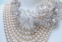 ♥ Diamonds & Pearls / by Zenobia Klitzke