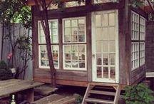 Garden - Glass House / by Judi White