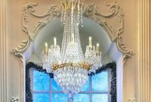 Chandeliers, Lighting and Candles / Light Up Your Imagination / by Cliff Moon, Realtor® , CliffMoonTexas.com