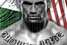 MMA / by Carlos Rangel